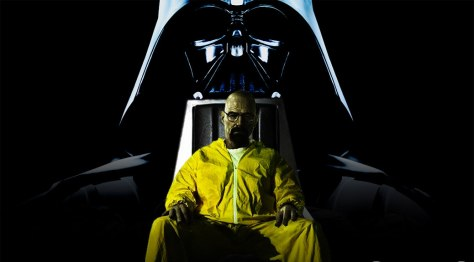 Darth Vader Breaking Bad