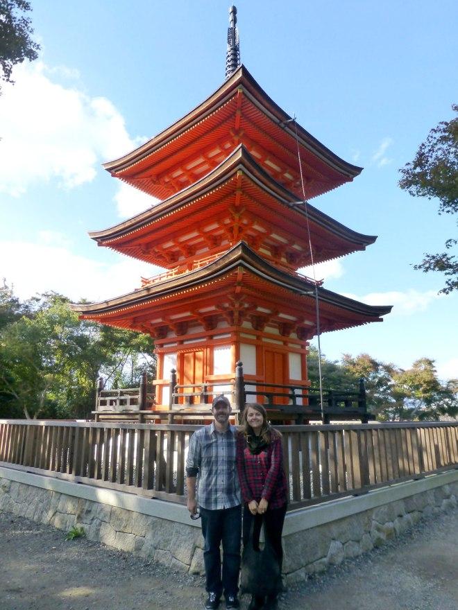 Kiyomizu-dera Pagoda