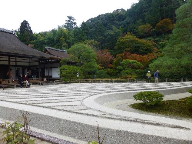 Ginkaku-ji Sand Garden