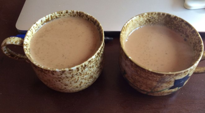 Chai Cups