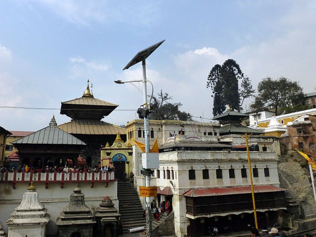 Pashupatinath Temple experienced little to no damage in the quake