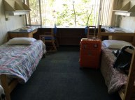 Home for a week...Willamette dormitory.