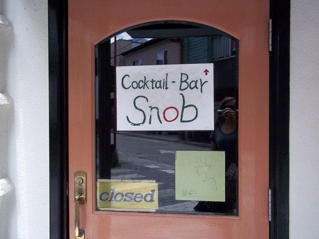 One of those quaint shops,