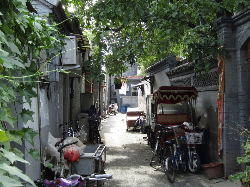 We took a self-guided tour of Dongcheng's hutongs (alleyways). Many were once considered mansions for China's elite, but now they're a mix of retail and both high- and low-end residences.