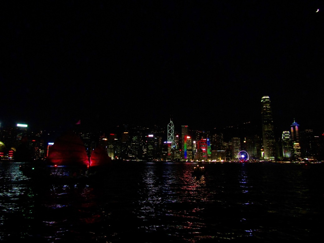 Hong Kong's brilliant skyline is commonly listed among the world's best. It currently boasts the most skyscrapers of any city, featuring 66 more than second-place New York City. Traditional junk boatsーthe first ones appeared in the second centuryーstill sail in Victoria Harbor today, although they're now used more for serving expensive cocktails than trading goods.