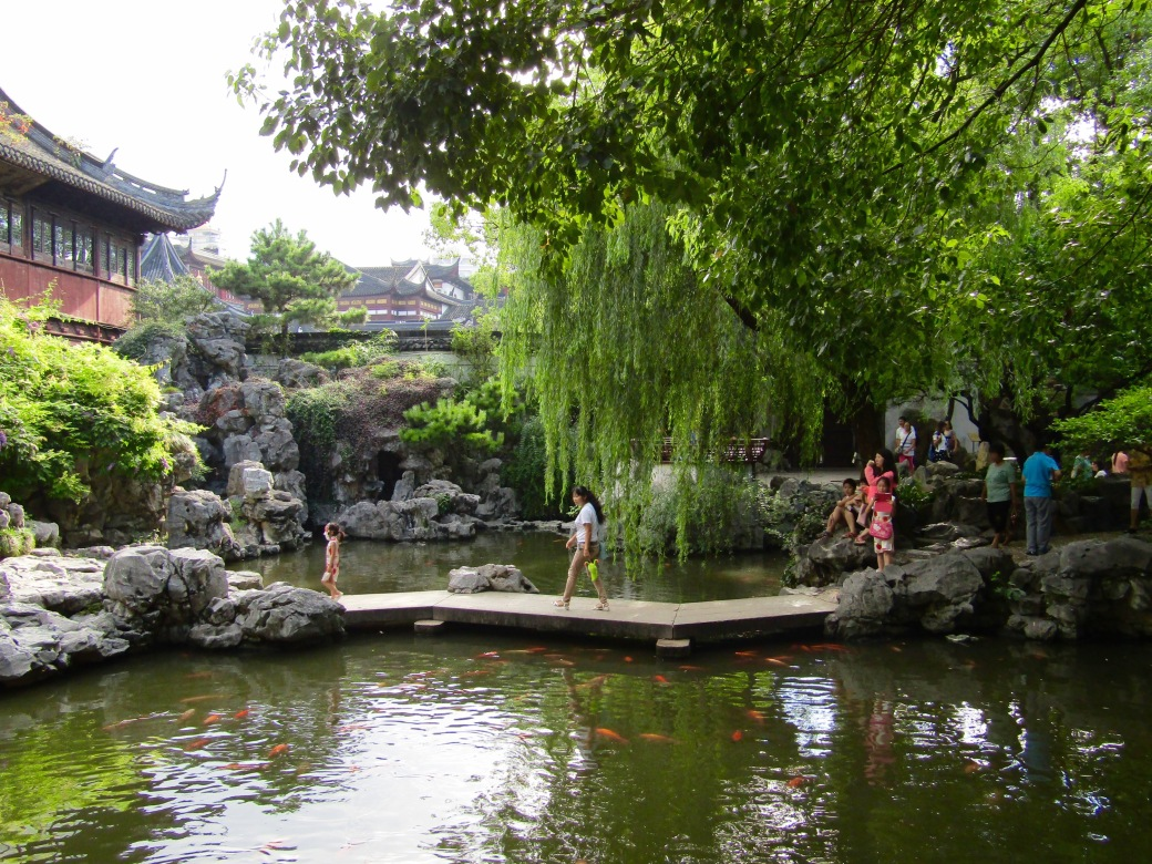 The garden was originally constructed during the Ming Dynasty, beginning in 1559. It took 18 years for the garden to come to maturity and be considered complete. The garden was heavily damaged during the Opium Wars in the mid 1800s, but has once again been restored to its original state.