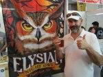Elysian Night Owl Pumpkin Ale