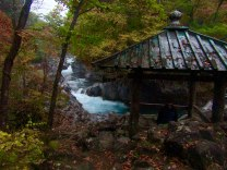 An old covered well in Kanmangafuchi Abyss