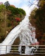 The very-impressive Yutaki Falls