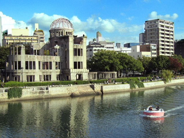 Today, the Atomic Bomb Dome stands as a symbol of peace and a reminder of the horrors of war.