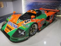 The 787B won the 24 Hours of LeMans race in 1991, the first and only Japanese manufacturer to win the race