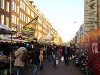 Albert Cuypstraat Market.