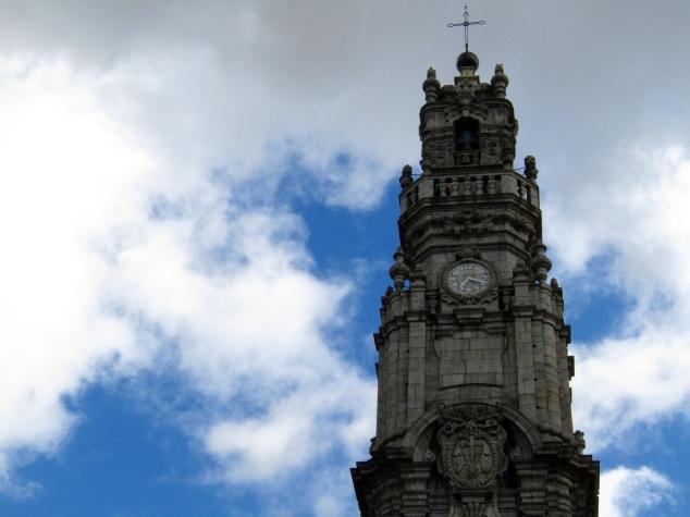 Torre dos Clèrigos.