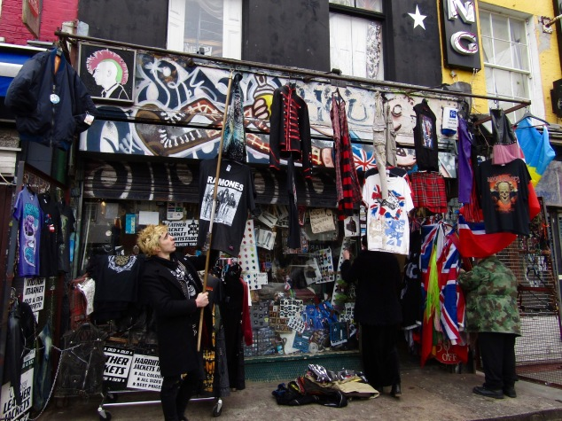 Get your London punk gear here!