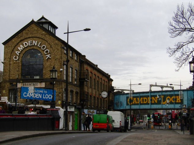 Escape the souvenir stands and visit the Camden Locks Market, featuring food and crafts from local vendors.