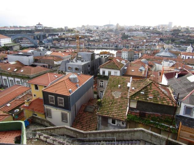View from Miradouro da Vitoria.