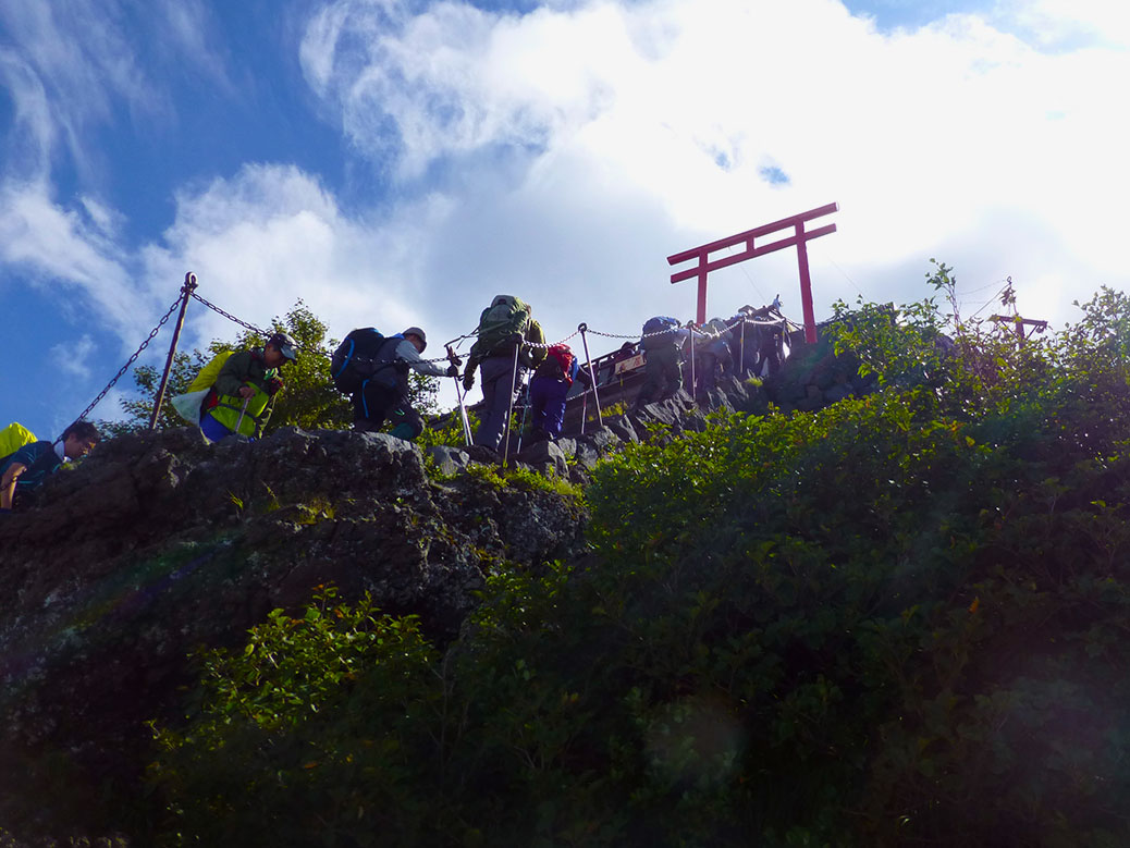 The terrain on the ascent of Mount Fuji varies from flat, volcanic rock to steep, rocky peaks. The right gear will make your experience all the more enjoyable.